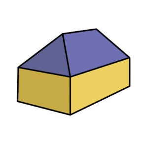 Fig 4-2.HIP ROOF_Walmdach